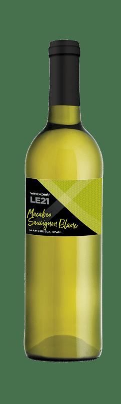 LE21 Macabeo Sauvignon Blanc - 14L